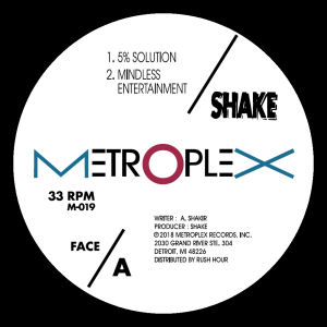 SHAKE - 5% Solution  (METROPLEX)