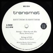 RHYTHIM IS RHYTHIM - Strings of Life  (TRANSMAT)