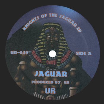 UNDERGROUND RESISTANCE - Knights of the Jaguar  (UNDERGROUND RESISTANCE)