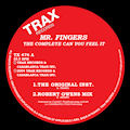 MR FINGERS - The Complete 'Can You Feel It'  (TRAX)
