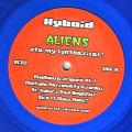 HYBOID - Aliens ate my Synthesizer!  (ASTRO CHICKEN)