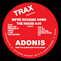 ADONIS - We're Rocking Down the House  (TRAX)