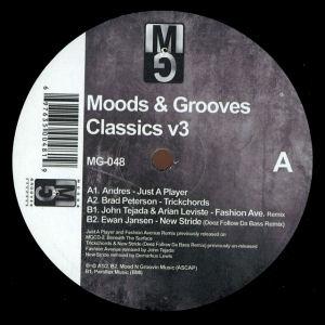 ANDRES/BRAD PETERSON/JOHN TEJADA - Moods & Grooves Classics v3  (MOODS & GROOVES)