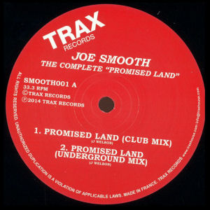 JOE SMOOTH - The Complete Promised Land  (TRAX)