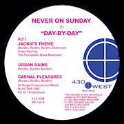 NEVER ON SUNDAY - Day-By-Day  (430 WEST)