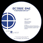 OCTAVE ONE - Foundation EP  (430 WEST)