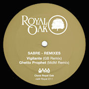 SABRE - Remixes  (CLONE ROYAL OAK)