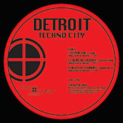 OCTAVE ONE - Detroit Techno City  (430 WEST)