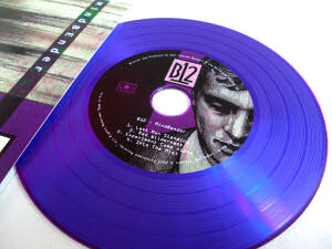 B12 - Mindbender [Limited Edition coloured CDr release]  (FIRESCOPE/B12 RECORDS)