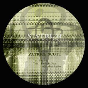 PATRICE SCOTT - Soulfood  (SISTRUM RECORDINGS) *** PRE-ORDER ***