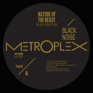 BLACK NOISE - Nature of the Beast  (METROPLEX) *** PRE-ORDER ***
