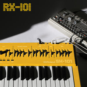 RX-101 - EP#3  (SUCTION) *** PRE-ORDER ***