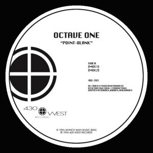 OCTAVE ONE - Point Blank  (430 WEST)