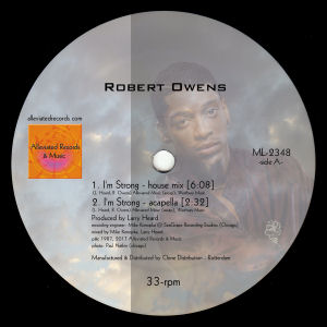 MR FINGERS / ROBERT OWENS - I'm Strong  (ALLEVIATED)