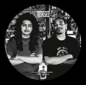 YOUNG SETH & OMAR S - Lost and Found EP  (TUSKEGEE)