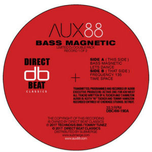 AUX 88 - Bass Magnetic  (DIRECT BEAT)