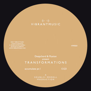 DEEPCHORD & FLUXION - Transformations: Accumulate EP  (VIBRANT MUSIC)