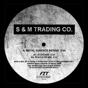 S & M Trading Co. - Metal Surface Repair  (FIT SOUND)