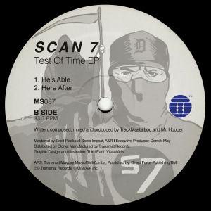 SCAN 7 - Test of Time  (TRANSMAT)