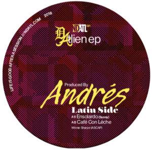 ANDR�S - D.ATLien EP  (NDATL Muzik)