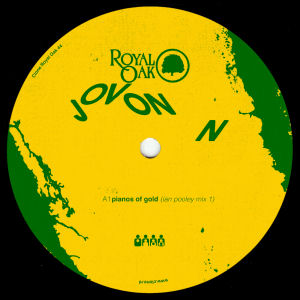 JOVONN - Goldtone Edits  (CLONE ROYAL OAK)