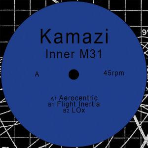 KAMAZI - Inner M31  (DEEP SOUND CHANNEL)