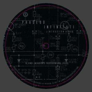 Phase90 - Infinitati [Intrusion Dubs]  (e c h o s p a c e [detroit])