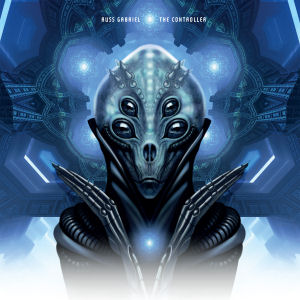 RUSS GABRIEL - The Controller  (FIRESCOPE/B12 RECORDS)