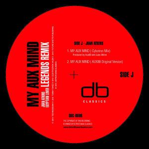 AUX 88 - My Aux Mind (Cybotron & Egyptian Lover Remixes)  (DIRECT BEAT)