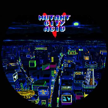 V.A. - Mutant City Acid Vol 5  (BALKAN VINYL)