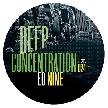 ED NINE - Deep Concentration  (NDATL Muzik)