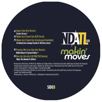 V.A. - NDATL x Makin Moves  (NDATL Muzik)