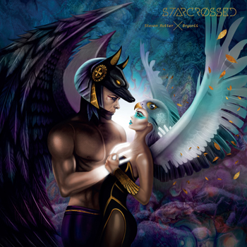 STEVEN RUTTER & BRYONII - StarCrossed  (FIRESCOPE/B12 RECORDS)