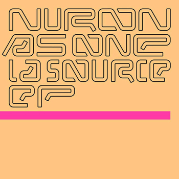 NURON / AS ONE - La Source [Limited Edition Clear vinyl]  (DE:TUNED)