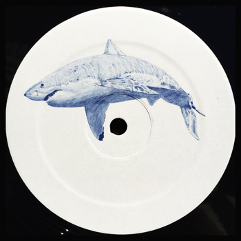 KYLE HALL - The Shark EP  (FORGET THE CLOCK)