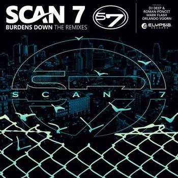 SCAN 7 - Burdens Down Remixes  (ELYPSIA)