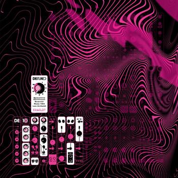 Spacetime Continuum / Scanner / Ross 154 / Leo Anibaldi - DE:10.07 [limited edition colour vinyl]  (DE:TUNED)