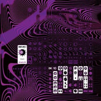 Atypic - DE:10.09 [limited edition colour vinyl]  (DE:TUNED)