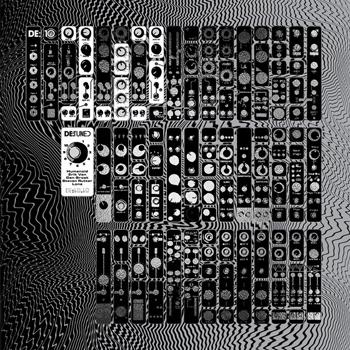 Humanoid / Erik van den Broek / Steven Rutter / Lone - DE:10.10 [limited edition clear vinyl]  (DE:TUNED)