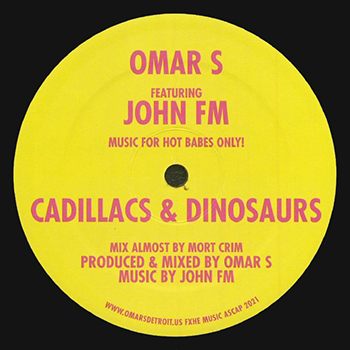 OMAR-S feat JOHN FM - Music for Hot Babes Only!  (FXHE RECORDINGS)