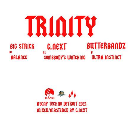 Big Strick, GNext & ButterBandz - Trinity  (7 DAYS ENT.)