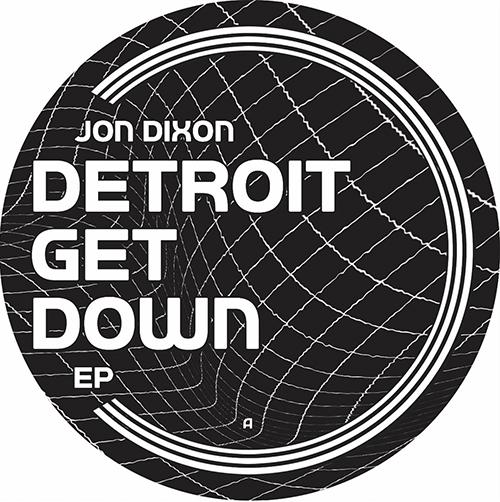JON DIXON ft MOODYMANN - Detroit Get Down  (4EVR 4WRD)