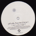 JEFF MILLS - From the 21st Part 1  (AXIS)