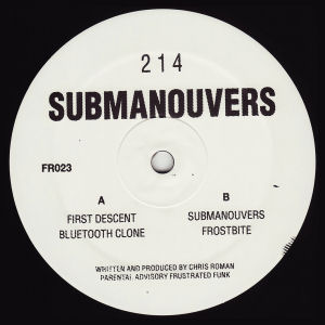 214 - Submaneuvers  (FRUSTRATED FUNK)