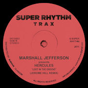 MARSHALL JEFFERSON / DANCER / JEROME HILL - Lost in the Groove  (SUPER RHYTHM TRAX)