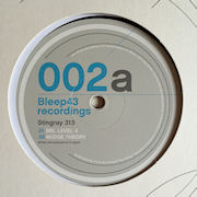 STINGRAY 313 - BSL Level 4 / MARISKA NEERMAN - At�  (BLEEP43)