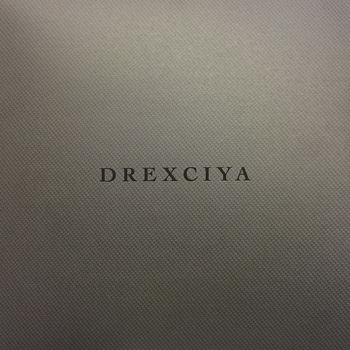 DREXCIYA - Black Sea/Wavejumper (Aqualung versions)  (CLONE AQUALUNG SERIES)