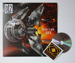 B12 - Bokide 325 [Limited Edition Full Colour Picture Sleeve + Bonus CDr]  (SOMA RECORDINGS)