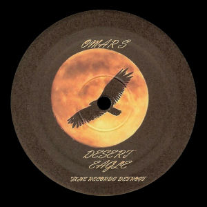 OMAR S - Desert Eagle  (FXHE RECORDINGS)