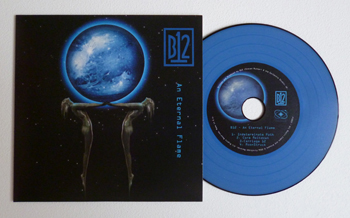 B12 - An Eternal Flame [Limited Edition coloured CDr release]  (FIRESCOPE/B12 RECORDS)